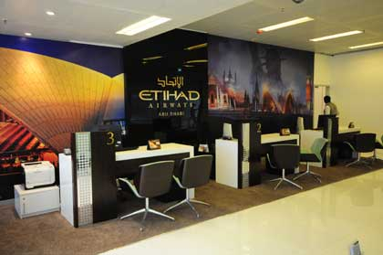 INTERNATIONAL AIRLINE ETIHAD
