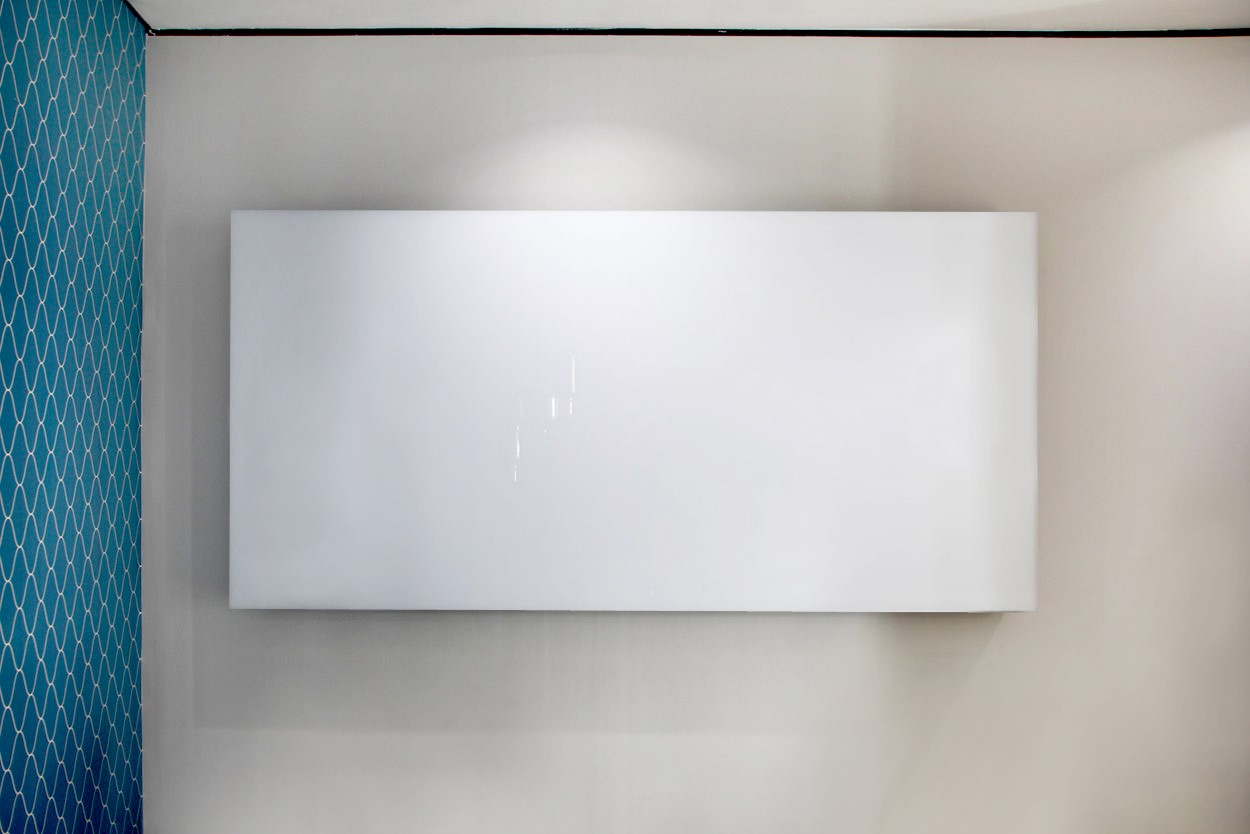 vicinity frameless white board